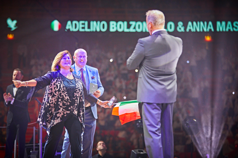 STOCCOLMA MAGGIO 2019 – INTERNATIONAL GLT MEETING & GLOBAL RALLY - ANNA E ADELINO BOLZONELLO