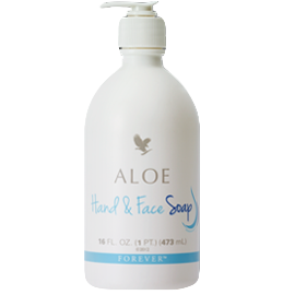 ALOE LIQUID SOAP - Hand e Face Soap