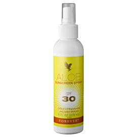 ALOE SUNSCREEN SPRAY - CREMA SOLARE SPRAY