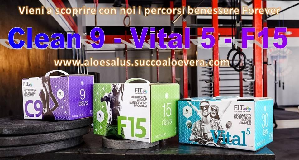 Forever Living Clean 9 Trattamento detossinante in 9 giorni Vaniglia o cioccolato