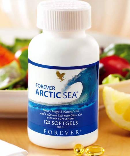 FOREVER ARCTIC SEA INTEGRATORE ALIMENTARE DI OMEGA 3 E OMEGA 9, integratori alimentari omega 3, integratori di omega 3 e 6, integratori omega 3 migliori