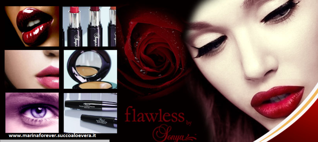 La tua bellezza naturale con Flawless by Sonya.