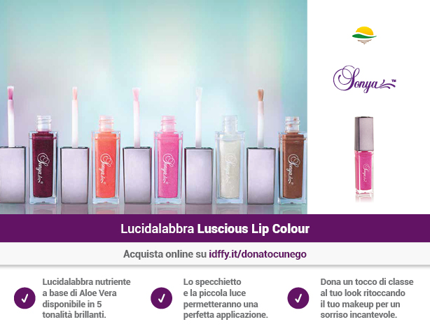 Lucidalabbra Luscious Lip Colour