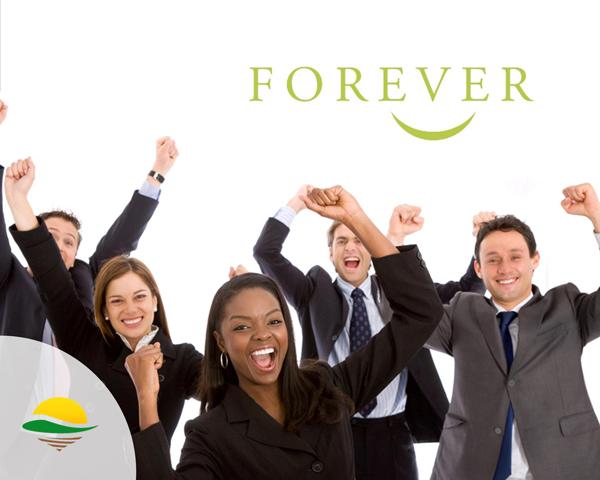 Avvia la tua attività in Forever Living!