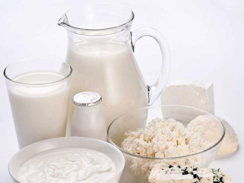 Latte, formaggi, burro e tutti i preparati con essi ...