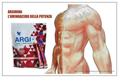 ARGININA ARGI + FOREVER