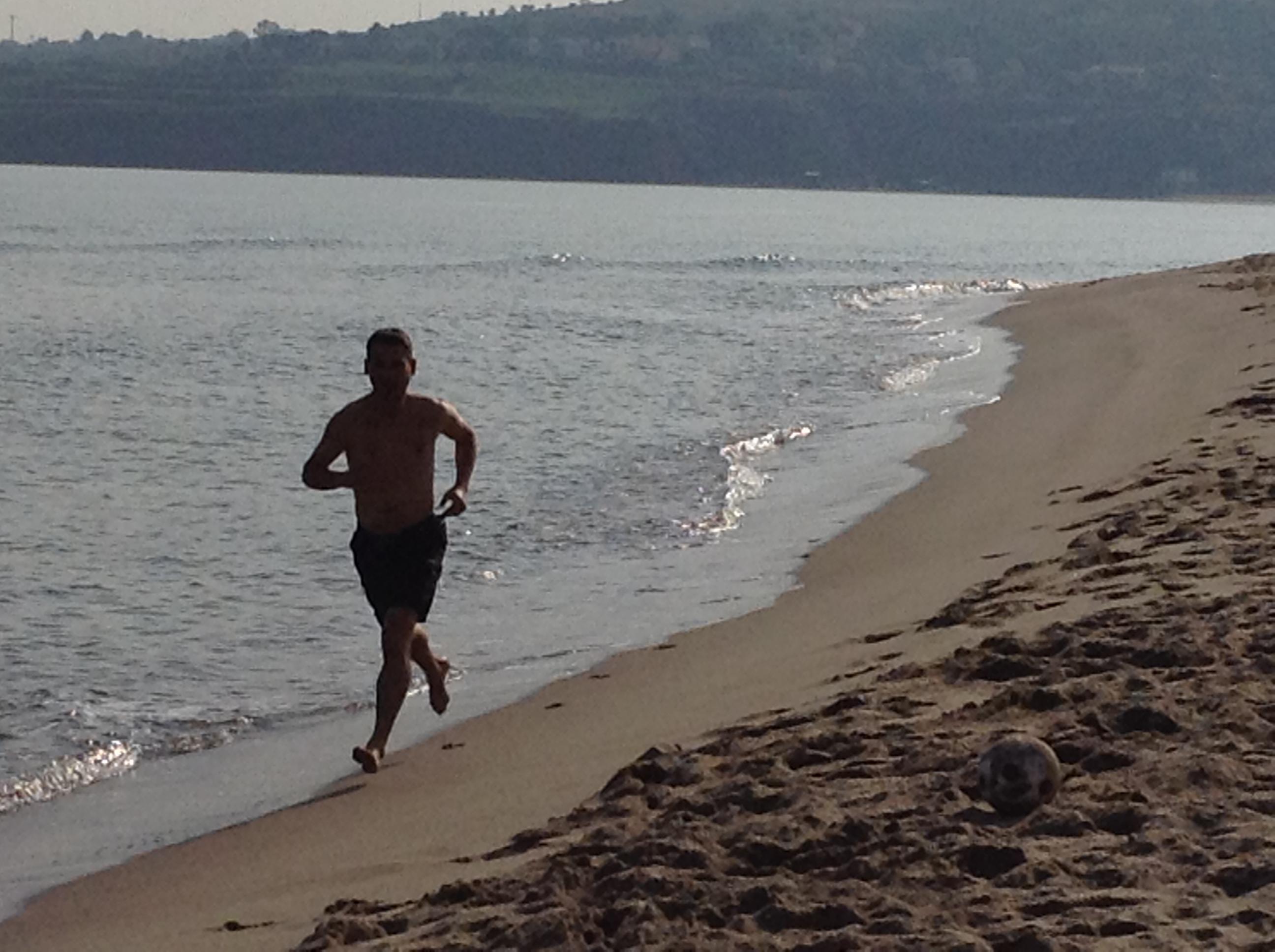 Correndo si allena tutto il corpo