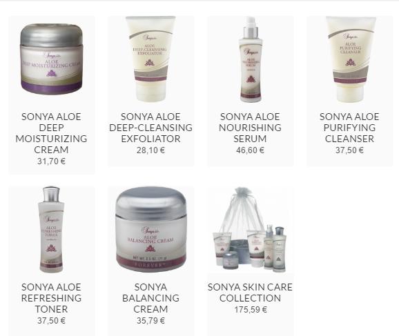 Sonya Skin Care