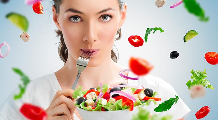 Per dimagrire mangia prima le verdure