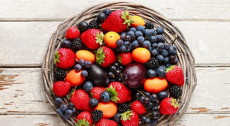 Tiramisù Fresco allo Yogurt e Frutti di Bosco e Aloe