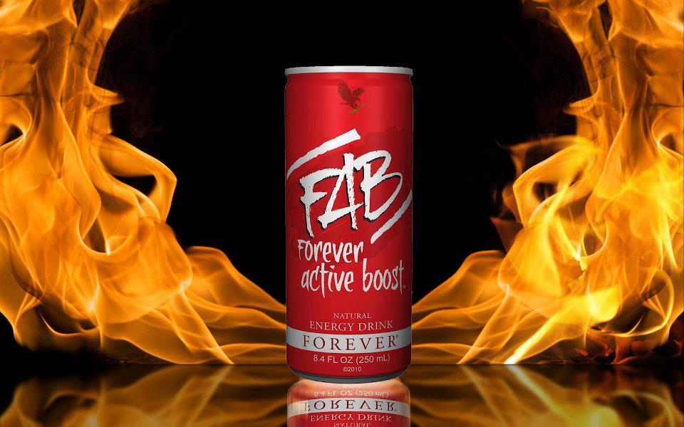 FAB ENERGY DRINK NATURALE FOREVER ACTIVE BOOST: L'AMPLIFICATORE NATURALE PER IL NOSTRO CORPO E LA NOSTRA MENTE