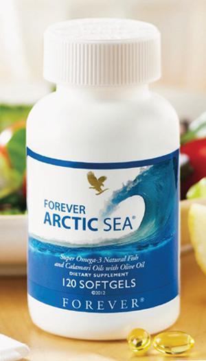 Forever Artic sea-Omega 3(integratore alimentare)