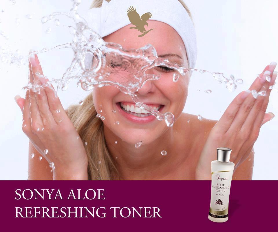 Sonya Aloe Refreshing Toner(Elisir di bellezza)