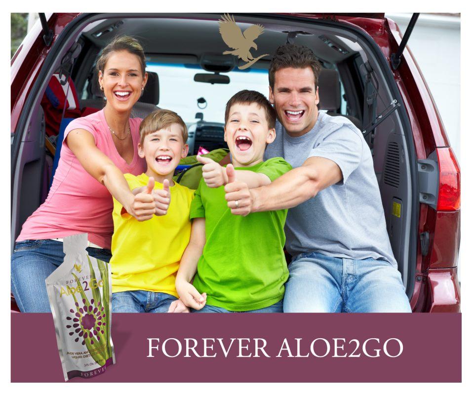 Forever Aloe 2 Go(bevanda a base aloe vera e antiossidanti)