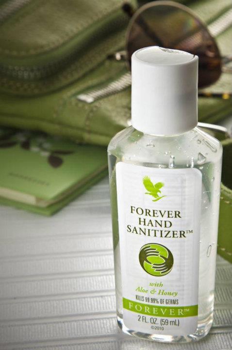 Forever Hand Sanitizer(Sanitizzante per le mani)Prodotto per l'igiene personale