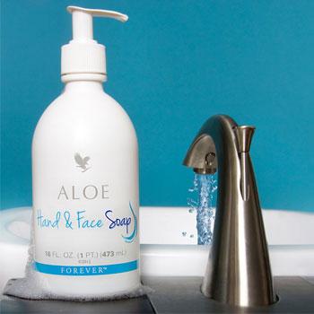 ALOE LIQUID SOAP(Hand & Face Soap)Sapone Prodotto per l'igiene personale
