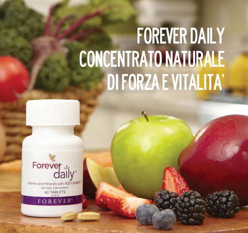 Forever Daily (integratore alimentare) NUOVO PRODOTTO NEW