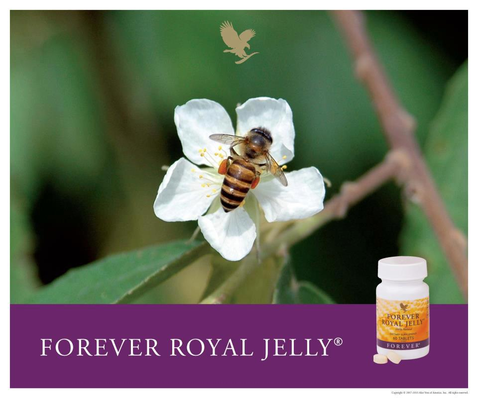 Forever Royal jelly(prodotti dell'alveare)