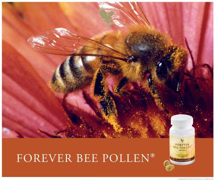 Forever Bee Pollen(prodotti dell'alveare)
