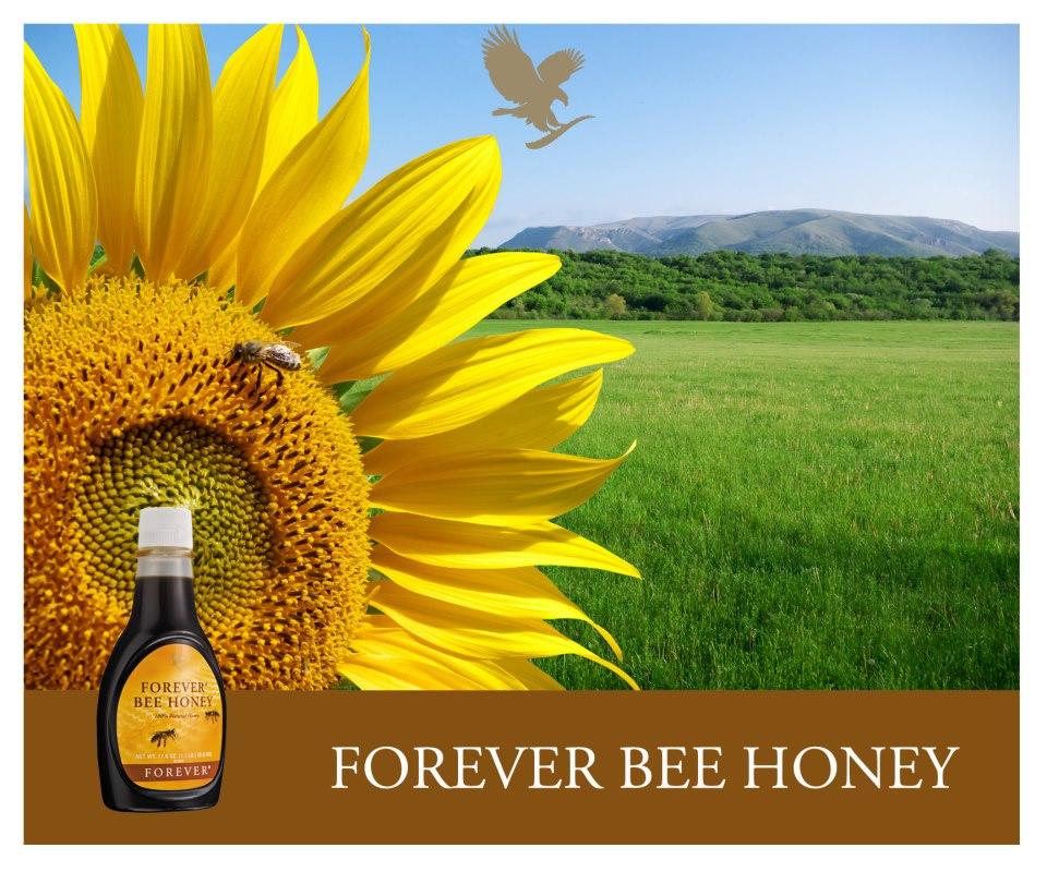 Forever Bee Honey-Miele(prodotti dell'alveare)