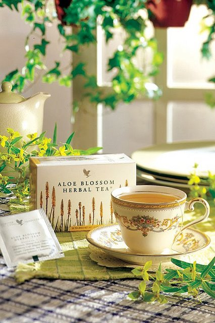 Aloe Blossom Herbal Tea(bevande)