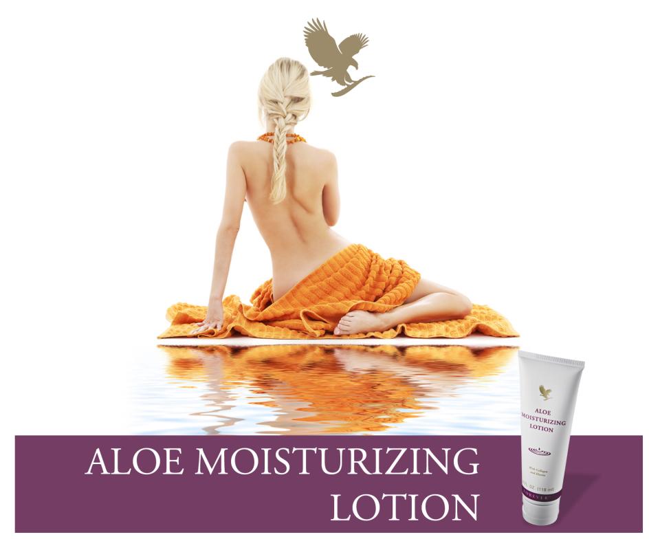 Aloe Moisturizing Lotion(Bellezza e protezione della pelle)