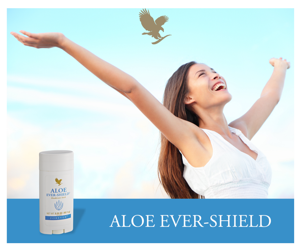 Aloe Ever-Shield Stick deodorante all'aloe(Prodotto per l'igiene personale)