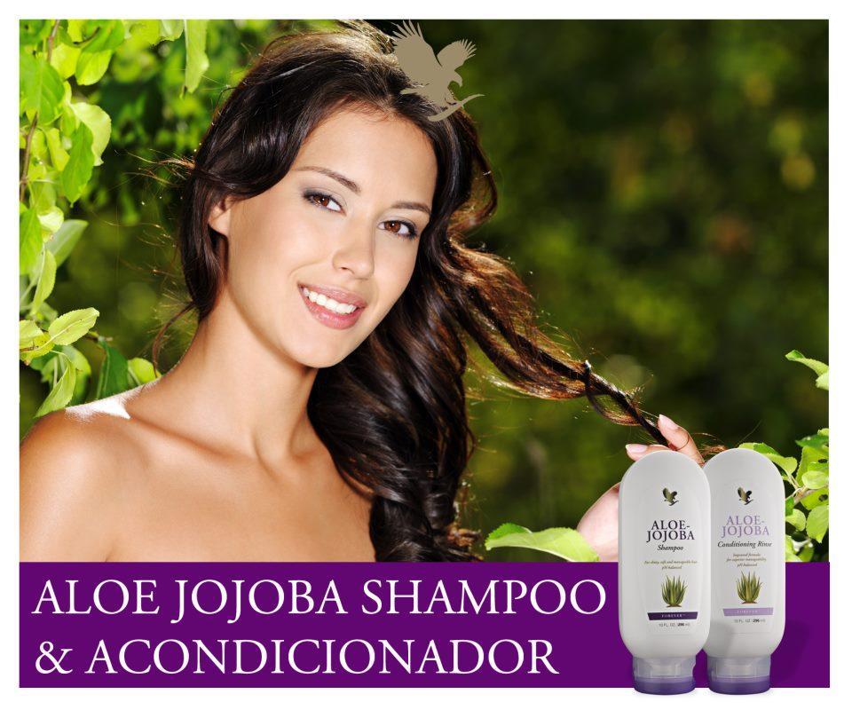 Aloe-Jojoba Shampoo(Prodotto per l'igiene personale)