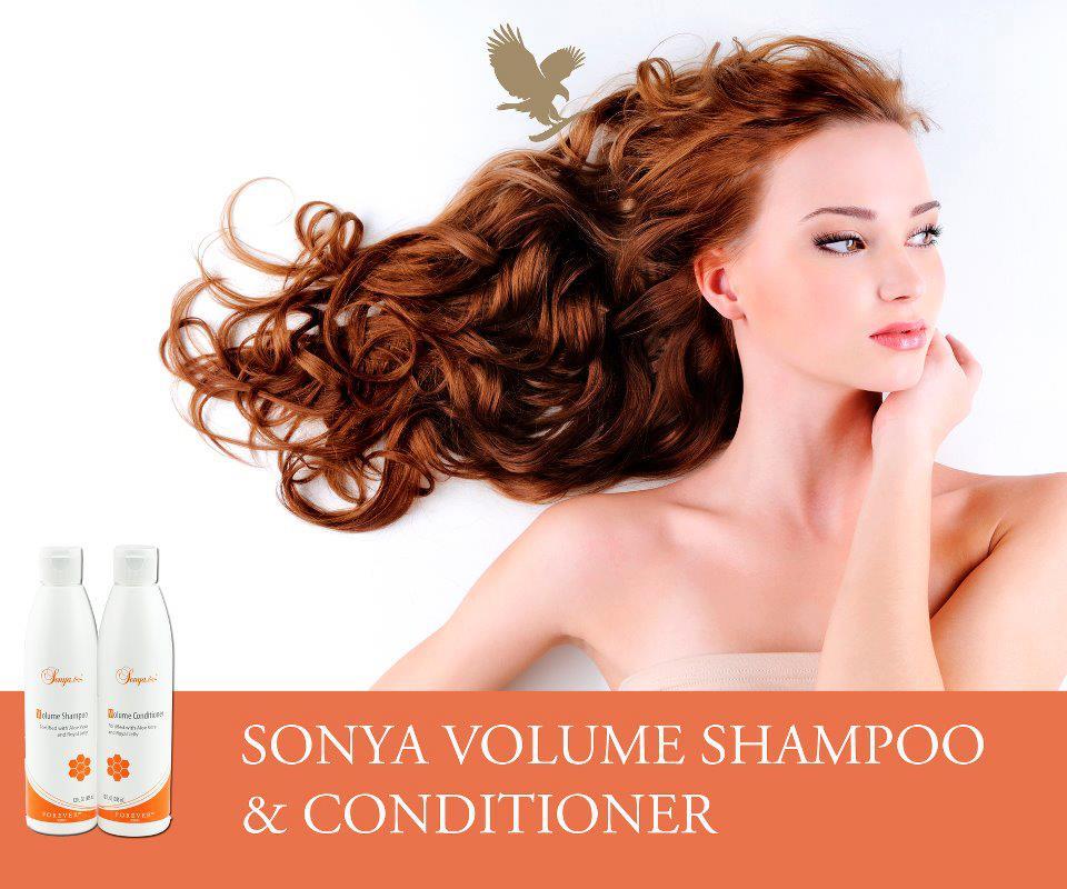 Sonya Volume Shampoo-Shampoo Volumizzante(Prodotto per l'igiene personale)