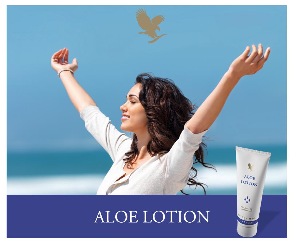 Aloe Lotion(Prodotto per la bellezza e protezione dela pelle)