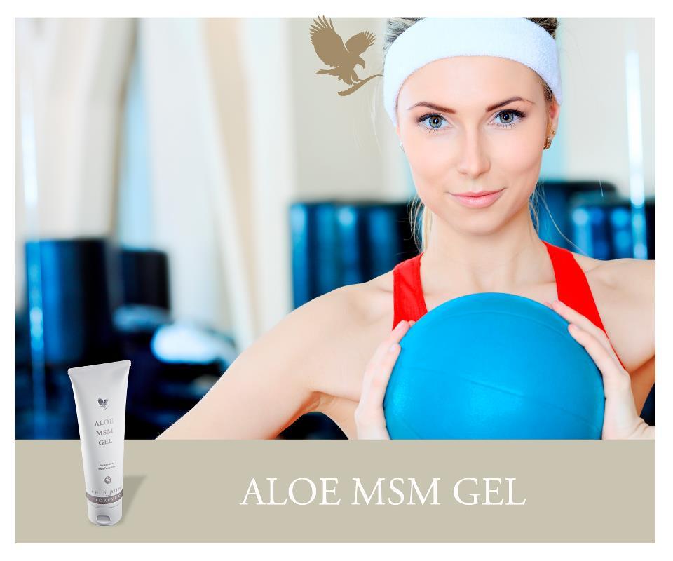 Aloe MSM Gel(Prodotto per la bellezza e la protezione della pelle)