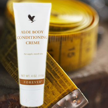 Aloe Body Conditioning creme(Prodotto per la tua Silhouette)