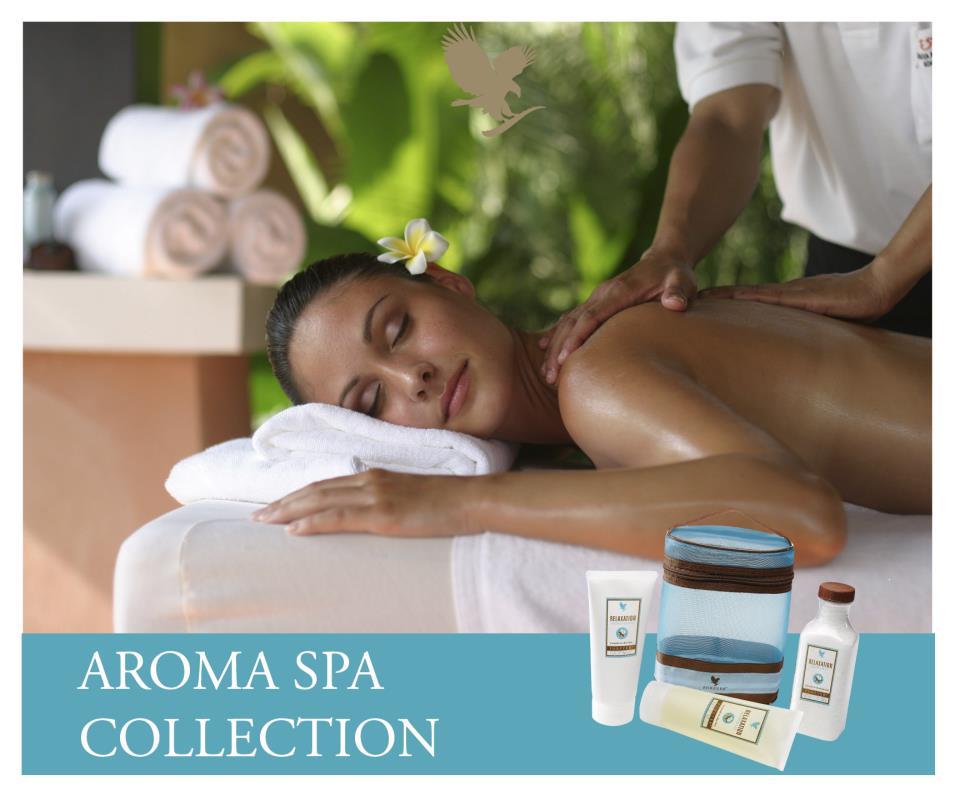Aroma Spa Collection(Kit Aromaterapia)
