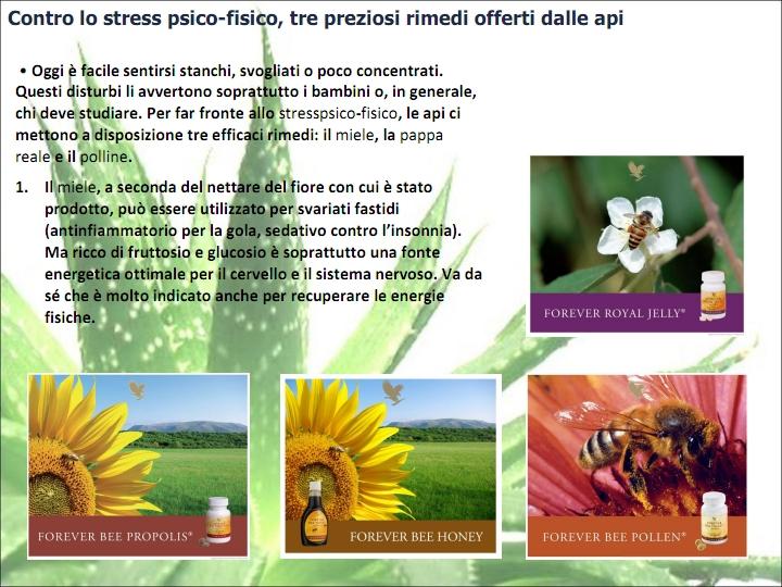 Contro lo stress psico-fisico, tre preziosi rimedi offerti dalle api