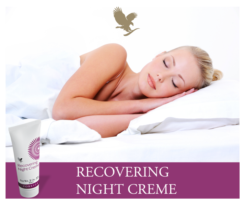 Recovering Night Creme(Per la tua bellezza)
