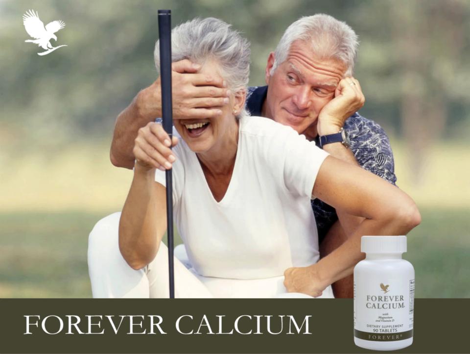 Forever Calcium(integratore alimentare)